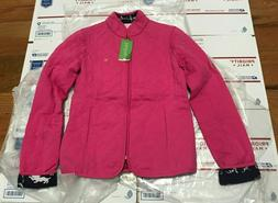 NWT Lilly Pulitzer Janelle Jacket Dahlia Pink SIZE XS New wi