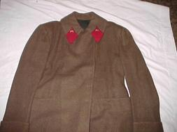 """RARE & MINT Wool Red Army Long Overcoat From """"Dr. Zhivago"""" H"""