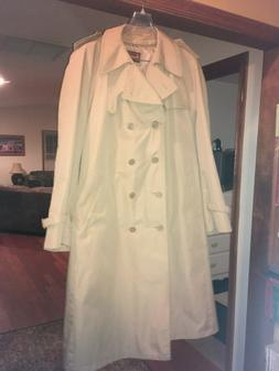 Repp, Ltd. Men's Long Jacket Overcoat With Removable Liner A