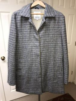 VTG GOLDEN BEAR X UNIONMADE Brown/Blue Houndstooth Check Woo